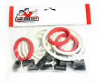 Gottlieb Rescue 911 Pinball White Rubber Ring Kit