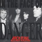 Arch Rival - In The Face Of Danger (CD, 1992, Apollon, Inc., Japan)