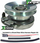 PTO Blade Clutch For White 717 04163A Electric w Wire Harness Repair Kit