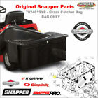 7024819YP Grass Catcher Bag Single Rear Engine Riders ORIGINAL Snapper Part