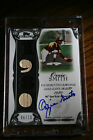 2006 Topps Sterling Ozzie Smith 1980 Gold Glove QUAD Relic Jersey Bat Auto 10
