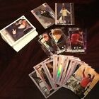 Justin Bieber trading cards By Panini 124 Cards--- Collector's Edition
