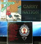 Carry Nation - Lucky XIII (CD, 2006, Psyco Snake Records, US Indie) RARE