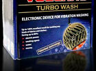Volcano Turbo Wash vibrating washing machine