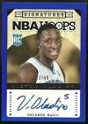 VICTOR OLADIPO, 2013-14 Hoops Signatures Blue 49 Rookie RC Autograph Auto Magic