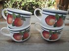 Set of 4 LENOX Casual Images FRUIT GROVES 3
