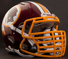 ***CUSTOM*** WASHINGTON REDSKINS NFL Riddell Speed AUTHENTIC Football Helmet