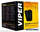 Viper 5204 Car Remote Start /Security/ 2- Way System/ Keyless Entry