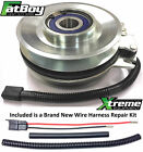 PTO Clutch Replacement For Warner Big Dog 5218 110 FatBoy w Harness Repair Kit