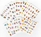 Disneys Frozen Nail Art Water Transfer decorative DIY Decals Sticker X 11 Sheets