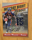 Brandon Marshall Cards and Memorabilia Guide 15