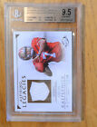Colin Kaepernick 2011 Topps Legends Aspring Legacies Rookie Jersey BGS 9.5