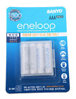 Sanyo Eneloop 800mAh Ni-MH Pre-Charged Rechargeable Batteries AAA 4Cell * 1Pack