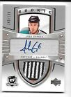 05 06 The Cup Josh Gorges RC Rookie Auto Patch #ed 199