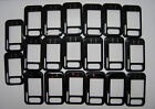 LOT of 20 OEM Nokia Surge 6790 Black Front Housing USED