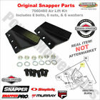 7060480SM Snapper Air Lift Kit for Mower Blades OEM Fits 21 25 28