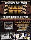 """Boston Bruins """"Hidden Bruins"""" Signed Autographed 8x10 Hockey Edition 10 Pack"""