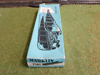 Marklin 7161 HO M Track Metal Plate Girder Bridge in Original Carton