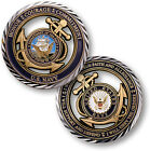 U.S. Navy - Core Values Challenge Coin