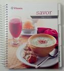 Brand New Vitamix Savor Recipes W Lets Get Started DVD M N 6300 Manual