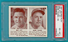 1941 Double Play Mel Ott Babe Young – #31 32 PSA 6.5! Giants! Hall -of-Fame!