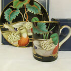 Vintage Fitz and Floyd Mallard Pond Mug and Salad Plate