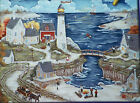 .PUZZLE.STOOKEY....At The End Of The Day..500pc.Sealed.