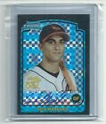 2003 Bowman Chrome XFractor Nick Markakis Autographed RC