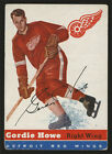 1954-55 TOPPS HOCKEY #8 GORDIE HOWE PRICED TO SELL!