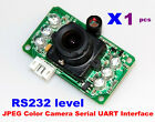 1 x HOT SB-UART JPEG Color Camera Serial Interface with Built-in Infrared RS232