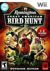 Remington Great American Bird Hunt Nintendo Wii