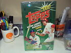 2000 Topps Baseball HOBBY BOX Series 2 - Look For McGwire Autographs Refractors