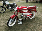 Other Makes : Stokvis rap Imperial RARE & UNIQUE classic vintage moped, fully restored. 1 OF A KIND!