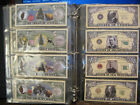 50 STATE QUARTER COLLECTION OF MATCHING PAPER BILLS