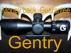 Gentry 25 10x40 illuminated compact scope Rifle scope sight223tactical6 4
