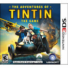 Adventures of Tintin: The Game  (Nintendo 3DS, 2011)