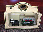 Chevron Commemorative Model Polarine Horse Drawn Wagon Die-Cast Metal Replica