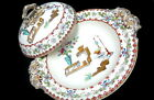1855 spode / copeland aesthetic tureen / covered serving dish / japonesque style