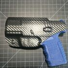 Walther PPS custom Iwb holster carbon fiber kydex