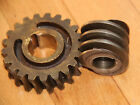 Worm Wheel and Gear for Gilson/Lawnboy Snowblower