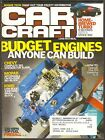 NOVEMBER 2007 CAR CRAFT MAGAZINE 67 FORD MUSTANG BUILD, 67 CHEVELLE