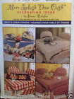 McCall's 2828 Decorating Ideas Table Chair Cover Donna Babylon Uncut Sew Pattern