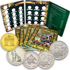 BEST OFFER! FULL SET 28 RUSSIAN COINS RUBLES 2012 PATRIOTIC WAR 1812+ALBUM+GIFT