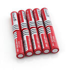 10x 18650 4000mAh 3.7v Li-ion UltraFire BRC Rechargeable Battery Ship from USA