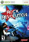 Rock Revolution  (Xbox 360, 2008) Brand New Sealed Packaging Free Shipping