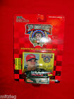 Racing Champion's Buckshot Jones #00 Pontiac Alka Seltzer Car Card Display 1998