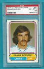 1975-76 OPC WHA 51 Frank Rochon ROOKIE PSA 8.5 NM-MT+ POP 1 ONLY 5 HIGHER! RARE!