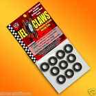 ST2020 JEL CLAWS REAR SLOT CAR TIRES FITS AURORA N AW XTRACTION