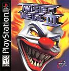 Twisted Metal III  (PlayStation, 1998)