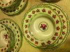 Antique Imperial Crown China Condiment 8-Piece Set-PRICE JUST REDUCED
